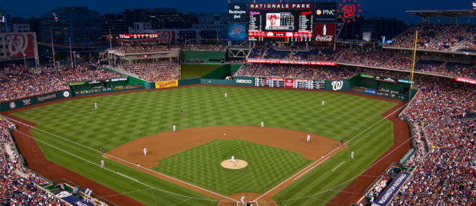 D.C.'s Best Bars for Watching a Nationals Game