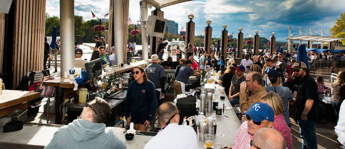 Washington, D.C.'s Best Bars with Outdoor Seating