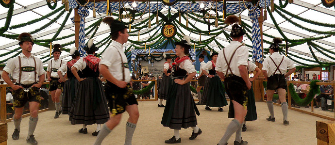 Head to Das Best Oktoberfest DC in National Harbor for Two Days of Bavarian Fun, Sept. 25-26
