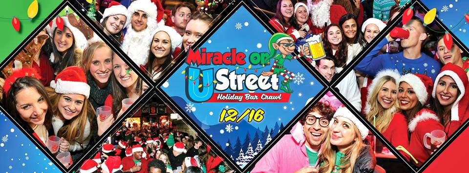 Join the Miracle on U Street for Holiday Fun