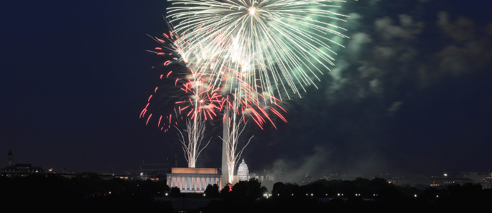 Where to Celebrate July 4th in D.C.
