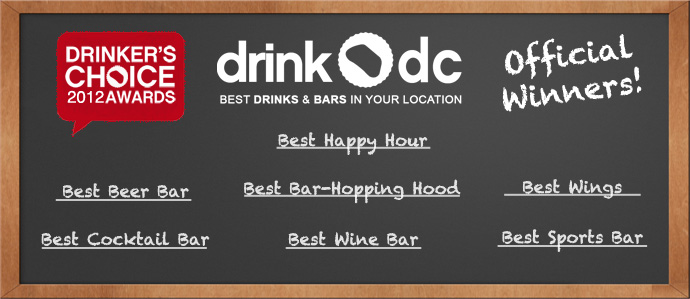 2012 Drinker's Choice Award Winners