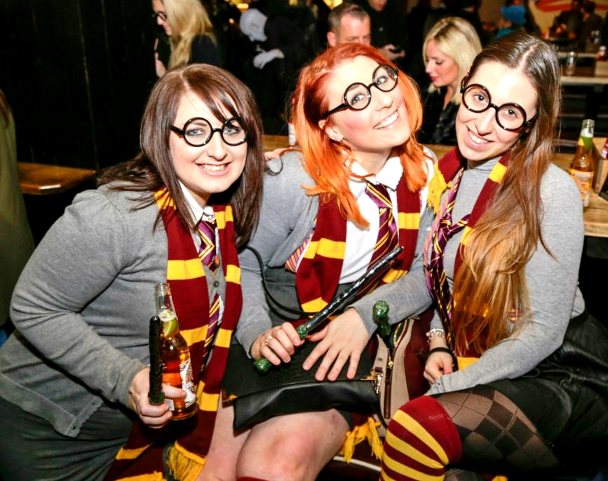 Calling all Muggles to the DC Potter Crawl 2018