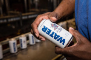 Craft Beer DC | Anheuser-Busch Is Donating 480,000 Cans of Drinking Water to Puerto Rico and California | Drink DC