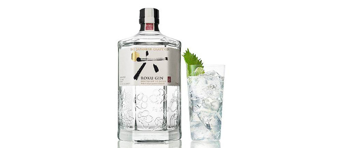 Beam Suntory Has Launched a Japanese Vodka & Gin