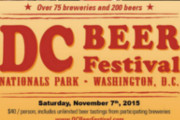Party at the Ballpark During DC Beer Festival, Nov. 7