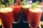 Wine Bar | Pick Six: One of a Kind Bloody Marys and Where to Find Them