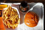 Wine Bar | Pick Six: Where to Grab a Great Burger and Brew in DC