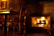 Wine Bar | Cozy up to DC's 10 Best Restaurant Fireplaces