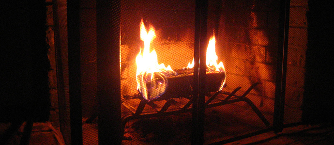 Warm Up at These D.C. Bars with Fireplaces