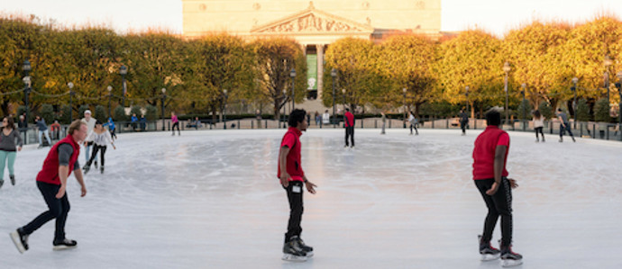 Where to Grab a Drink After a Day of Ice Skating in D.C.