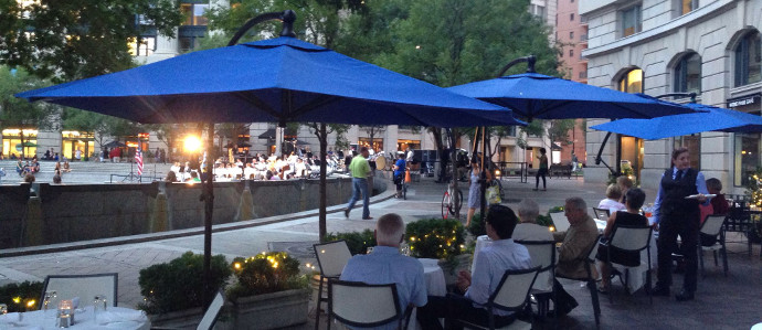Where to Drink Outside in D.C. This Summer