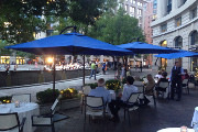 Wine Bar | Where to Drink Outside in D.C. This Summer
