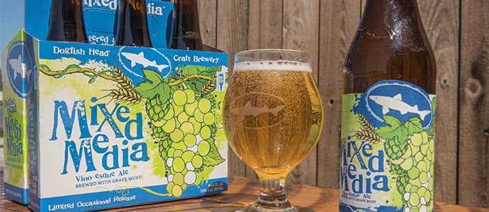 Dogfish Head Releases Perfect Beer for Wine Lovers