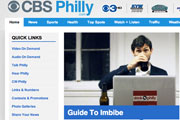 Drink Philly On CBS Philly and KYW News