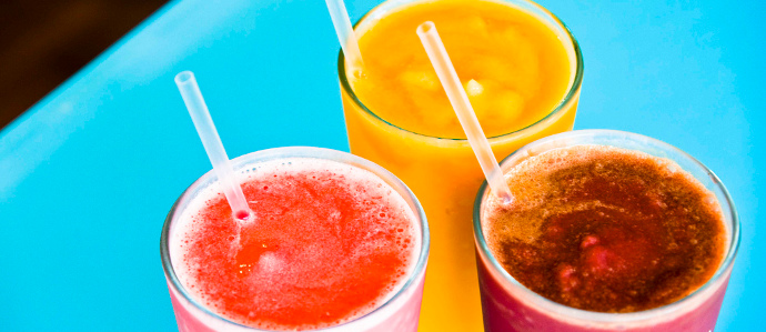 Cool Off With These Boozy Frozen Drinks in D.C.