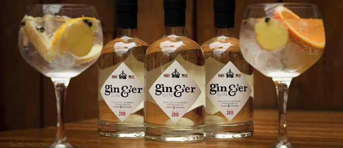 This English Pub Has Created a Gin In Honor of the Royal Wedding