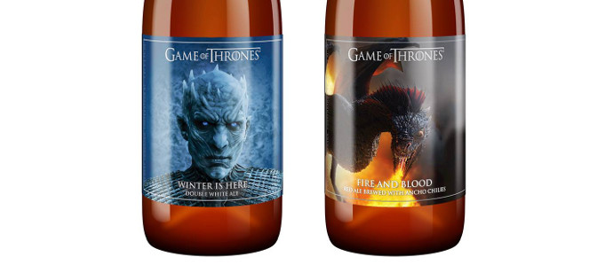Game of Thrones & Ommegang Are Teaming Up For Its Line's Latest Beer, 'Winter Is Here'