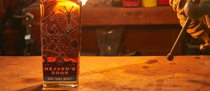 Heaven Hill is Suing Bob Dylan's Whiskey Brand, Heaven's Door, For Trademark Infringement