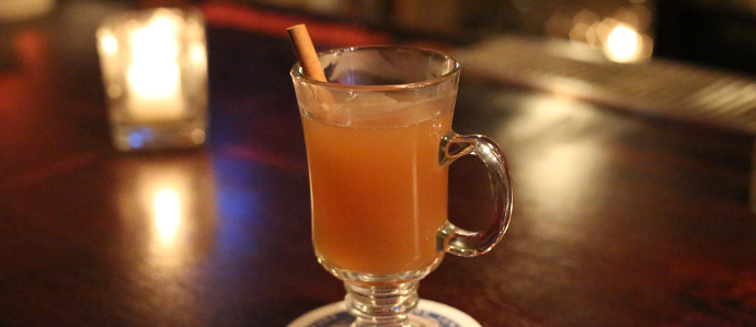 Drinks Decoded: Hot Buttered Rum