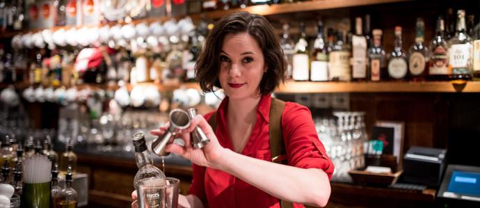 Behind the Bar: Jillian Vose of The Dead Rabbit Grocery & Grog