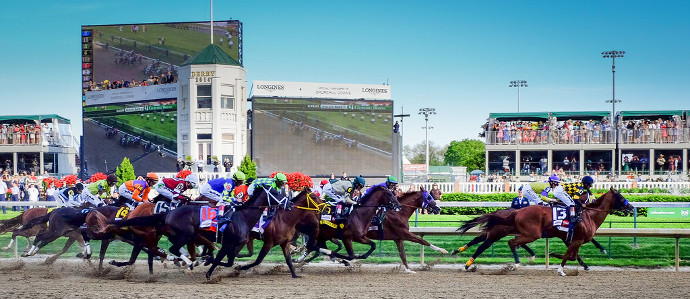 Where to Watch the 2018 Kentucky Derby in DC