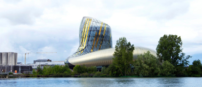 La Cite du Vin is Basically a Willy Wonka-Style Museum for Wine