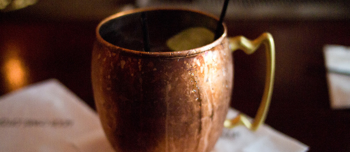 Drinks Decoded: Moscow Mule