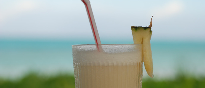 Drinks Decoded: Piña Colada