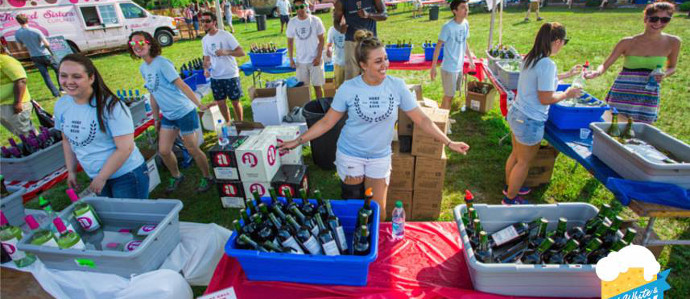 Drink the District Presents Red, White & Brews