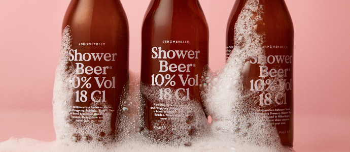 A Swedish Brewery is Coming Out With a Shower Beer