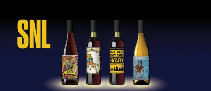 This Winemaker is Releasing A 'Saturday Night Live' Line