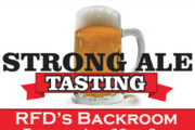 Jumpstart 2016 at the Strong Ale Tasting at RFD, Jan. 26