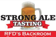 Jumpstart 2016 at the Strong Ale Tasting at RFD, Jan. 26