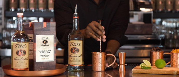 Vodka-Infused Chocolate is Here to Ruin Your New Year's Resolutions