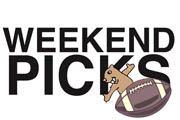 Weekend Picks, Groundhog Day/Super Bowl Edition, 2/2-2/5