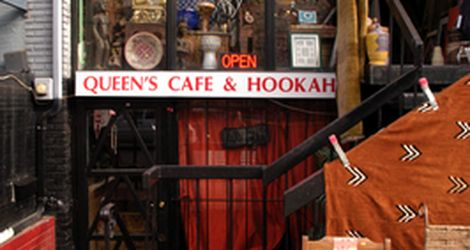 Queen's Cafe & Hookah