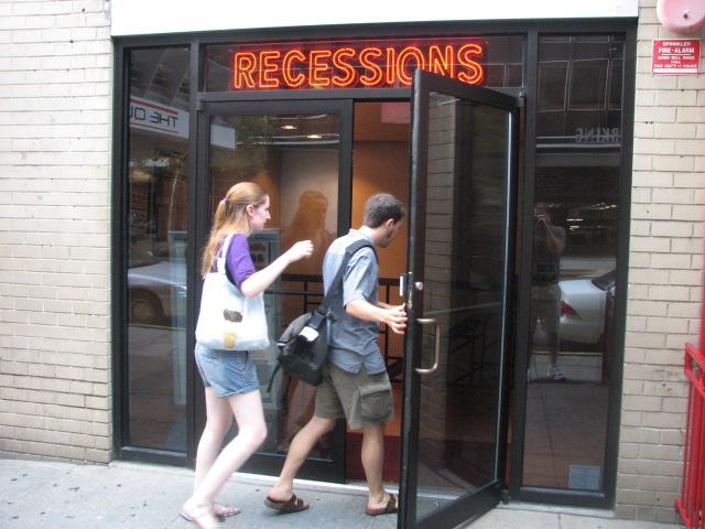 Recessions Bar Dc