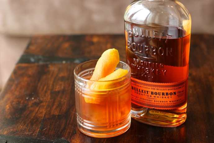 How To Makean Old Fashioned